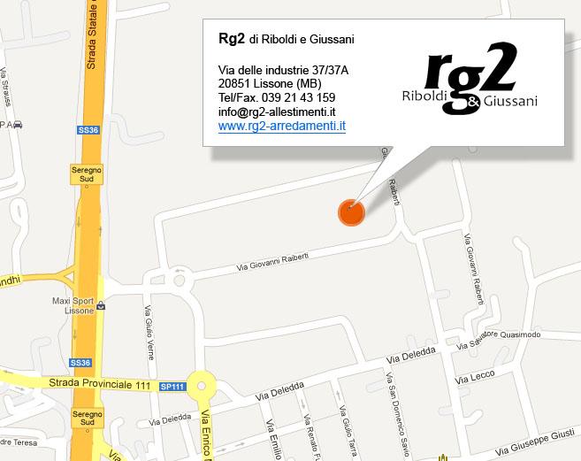 Rg2 arredamenti contatti for Arredamenti seregno